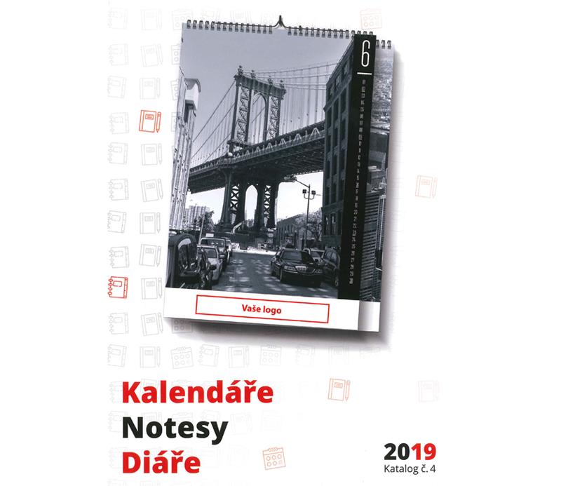 Kalendáře - Notesy - Diáře